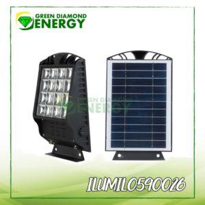 panel solar para avisos publicitarios